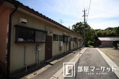 【エントランス】杉浦荘