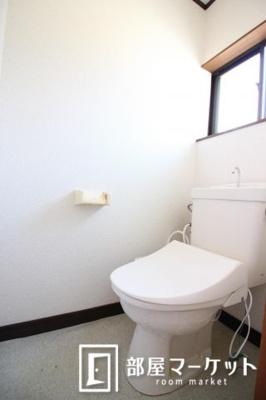 【トイレ】杉浦荘