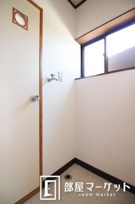 【洗面所】杉浦荘