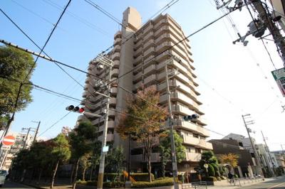 ベルシャトゥ阿倍野阪南町 鉄筋コンクリート造 14階建