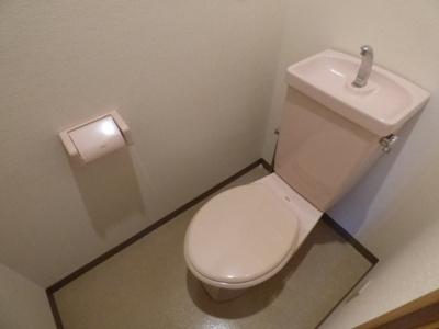 【トイレ】フレア五十鈴