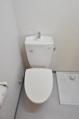 【トイレ】グリーンハイム西町