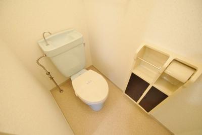 【トイレ】さつきハイツ