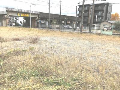 【前面道路含む現地写真】大津市本堅田6丁目1 売り土地