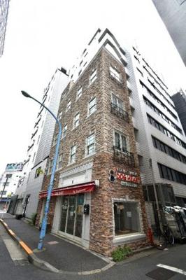 【外観】新宿2丁目 店舗付き住宅
