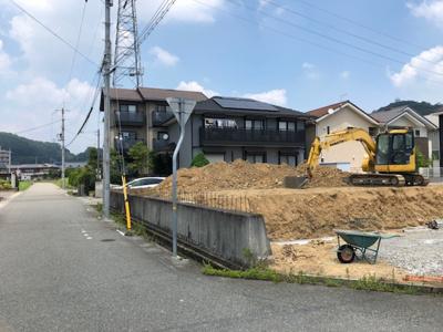 【外観】古坂7丁目土地 1号