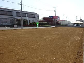 グランファミーロもねの里Ⅷ 土地 物井駅 総武本線『物井』駅から徒歩16分。駅まで歩いても行ける距離♪毎日のウォーキングで足腰が鍛えられます!