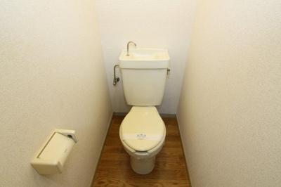 【トイレ】ハイツ北富士