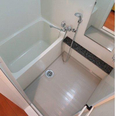 【浴室】プレサンス神戸駅前グランツ