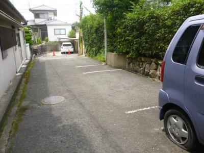 【駐車場】メゾンドまどころⅠ (株)Roots