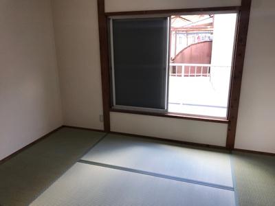【和室】久宝寺1丁目貸家