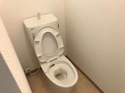 【トイレ】久宝寺1丁目貸家
