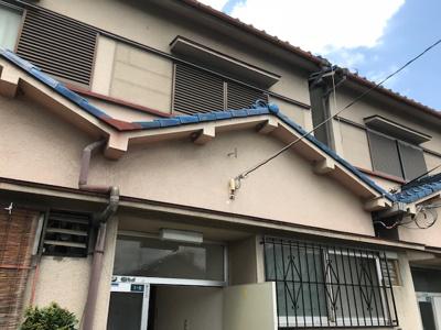【外観】久宝寺1丁目貸家