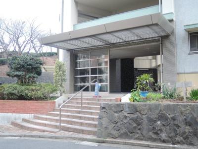 【エントランス】南永田団地1-5号棟