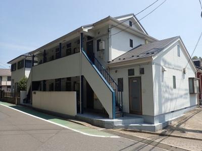 百合ヶ丘駅から徒歩10分!