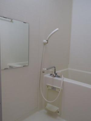 【浴室】サンサーラ古庄
