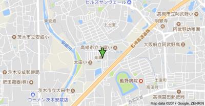 【地図】グレイス・イケノキタ