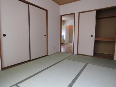 【寝室】グレイス・イケノキタ