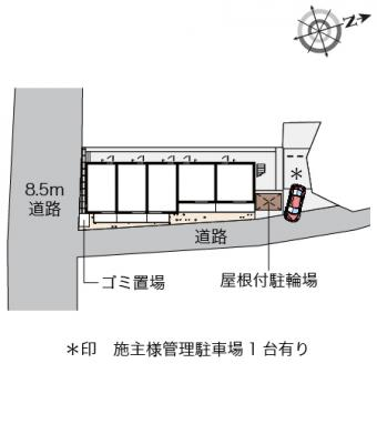 【区画図】横浜HONGO