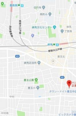 【地図】マキシヴネリマ