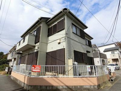 JR南武線「久地」駅より徒歩5分!便利な立地の2階建てアパートです♪通勤通学はもちろん、お買い物やお出かけにもGood☆