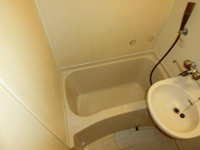 【浴室】コーポオレンジ