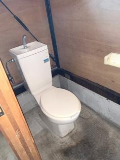 専用トイレあり