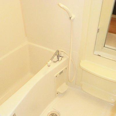 【浴室】プレサンスみなと元町駅前