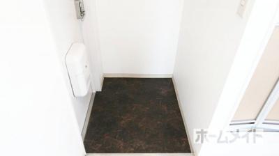 【玄関】川西エンビィハイツ
