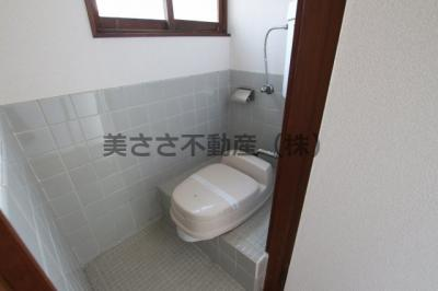 【トイレ】マンション青木
