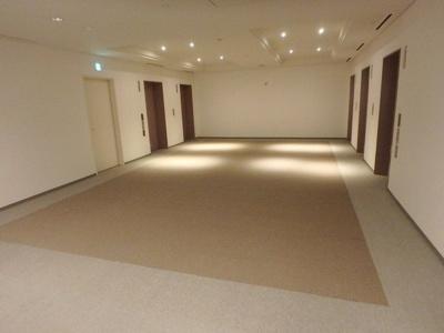 【その他共用部分】ブリリアタワー東京 34階部分 72.59㎡ 天井高さ3.05m