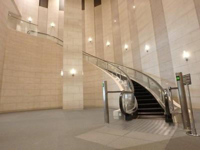 【エントランス】ブリリアタワー東京 34階部分 72.59㎡ 天井高さ3.05m