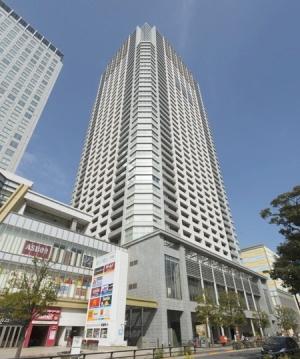 【外観】ブリリアタワー東京 34階部分 72.59㎡ 天井高さ3.05m