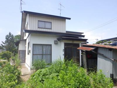 【外観】大館市相染沢中岱78-1・売地