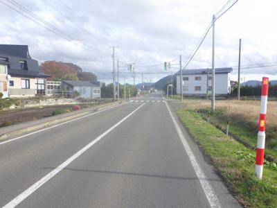 【周辺】大館市二井田字陣下・売地