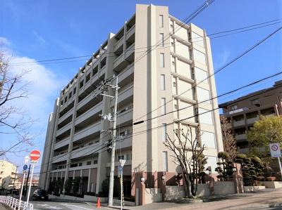 【現地写真】 鉄筋コンクリート造8階建て♪ 総戸数87戸♪