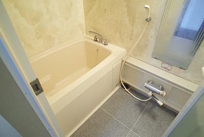 【浴室】シュネルパークレジデンス