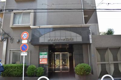 【外観】グランドオーク高井田