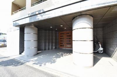 【エントランス】クリオ洋光台壱番館