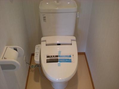 【トイレ】ノースランジェ長原