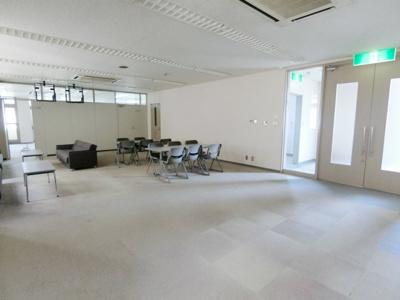 【内装】海運ビル 1棟貸