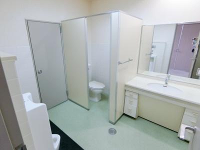 【トイレ】海運ビル 1棟貸