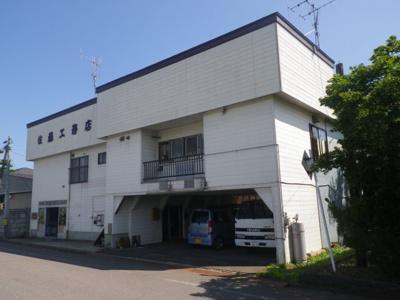 【外観】佐藤アパート(水門町)