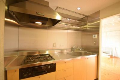 195-GA(1SLDK) キッチン