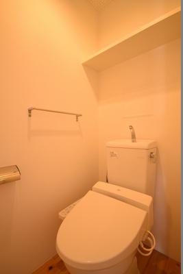 195-GA(1SLDK) トイレ
