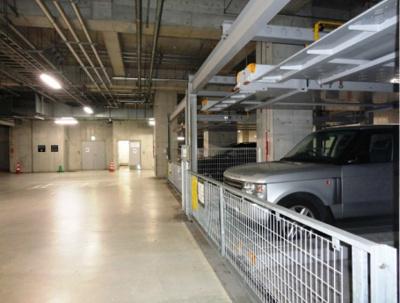 195-GA(1SLDK) 駐車場