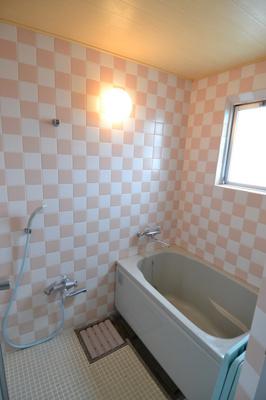 【浴室】コーポ三協1