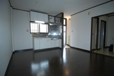 【キッチン】弥平台ハイツB棟