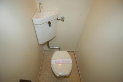 【トイレ】弥平台ハイツB棟