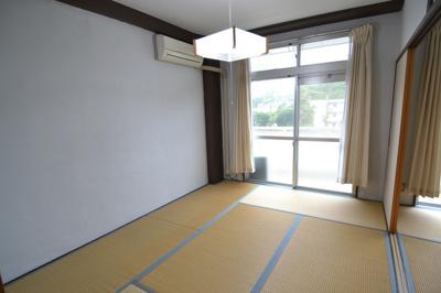 【和室】陽崇台ハイツ